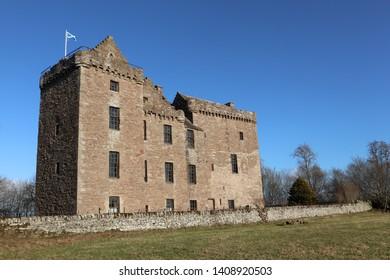 Huntingtower Castle - Perthshire - Scotland