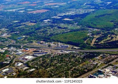 Huntsville Alabama Aerial