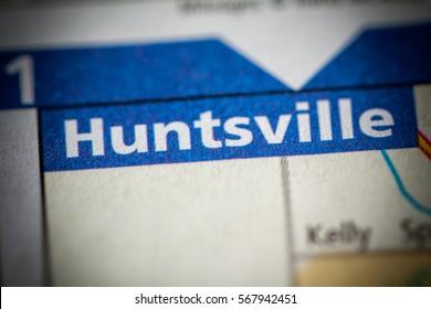 Huntsville. Alabama. USA