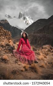 Hunza Nagar valley at Gilgit Baltistan, Pakistan.