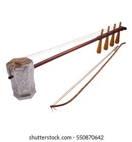 Huqin Erhu Chinese Traditional String Musical Instrument