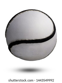 Hurley ball isolated on white background. This has clipping path.