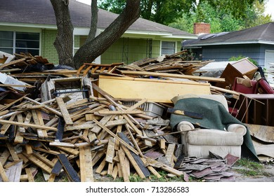 Hurricane Harvey Impacts - Aftermath