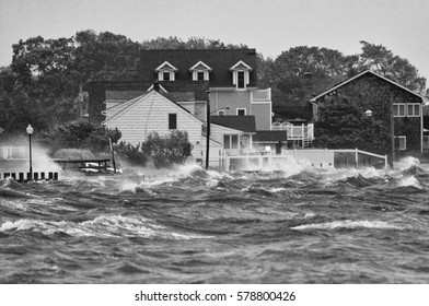 Hurricane Irene on LI
