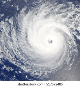 Hurricane Lester on approach to Hawaii. Elements of this image are furnished by NASA
