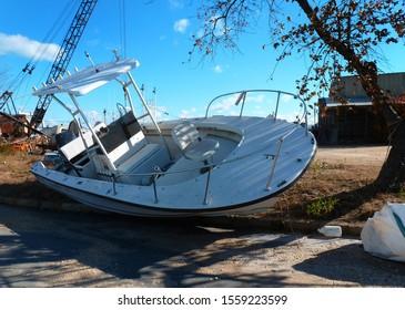 Hurricane Sandy 2012 Aftermath Jersey Shore (Brick, Point Pleasant, Belmar, and Seaside Heights, NJ)