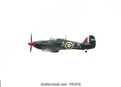 Hurricane World War 2 Fighter aircraft