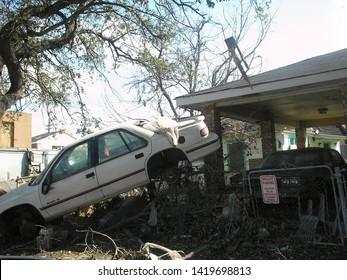 Hurriciane Katrina New Orléans USA