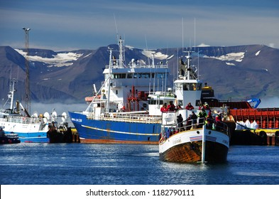 Icelandic Fishing Industry Images, Stock Photos & Vectors | Shutterstock