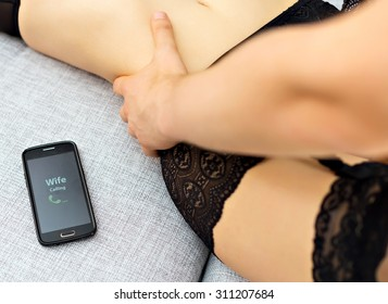 Husband find wife cheatin tgp
