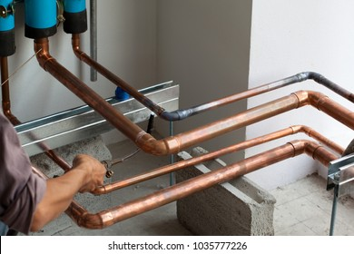 Copper Pipe Images, Stock Photos & Vectors | Shutterstock