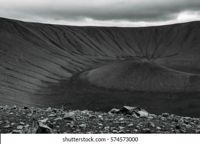Hverfjall, Northern Iceland