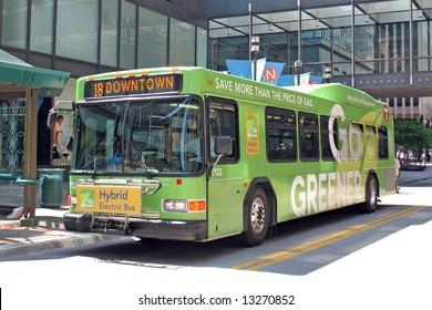 Hybrid Electric Bus