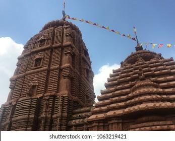HYDERABAD, INDIA - NOV 17: Jagannath Temple in Hyderabad (Andhra Pradesh), India, as seen on Nov 17, 2017.