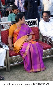 Daggubati Purandeswari Images, Stock Photos & Vectors