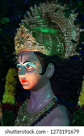 Hindu God Vishnu Avatar Dashavatar Wall Vertical Panel Pair panel Statue Decor