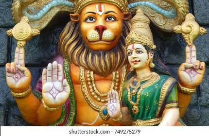 Royalty Free Narasimha Images Stock Photos Vectors Shutterstock