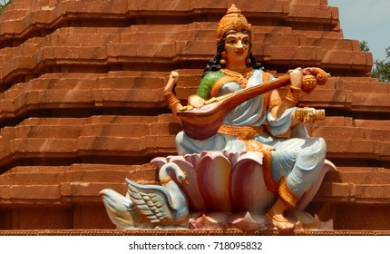 different names of goddess saraswati in tamil