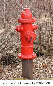 Hydrant above ground