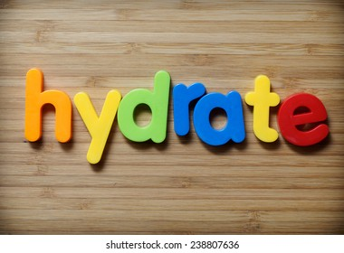 Hydrate concept