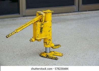 Hydraulic Machine Jack