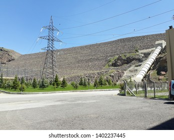 Hydroelectric Power Plant, Dam, Electricty Production
