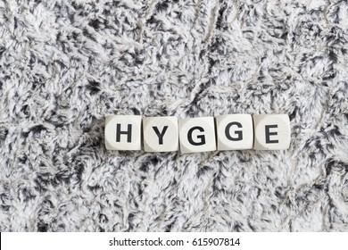 hygge - danish coziness