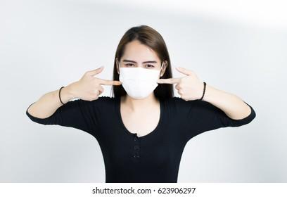 Hygiene mask prophylactic