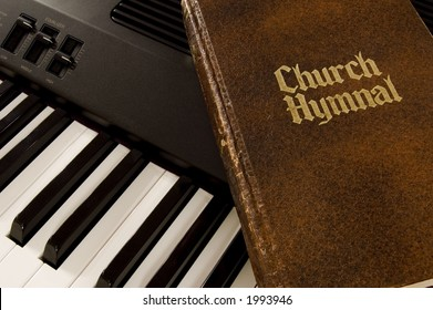 Hymnal & Keyboard