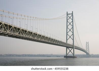 Hyogo, bridge, Akashi
