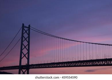 Hyogo, bridge,akashi