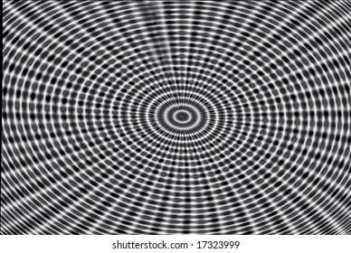 Hypnotic circles