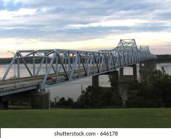 I-20 Mississippi Bridge at Vicksburg, MS