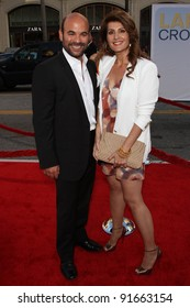 """Ian Gomez and Nia Vardalos at the """"Larry Crowne"""" World Premiere, Chinese Theater, Hollywood, CA. 06-27-11"""