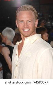 Ian Ziering at the world premiere of The Simpsons Movie. July 25, 2007  Los Angeles, CA Picture: Paul Smith / Featureflash