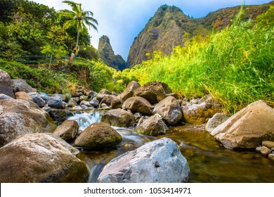 Iao Needle State Park, Maui