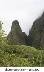 Iao Valley State Monument, Maui, Hawaii