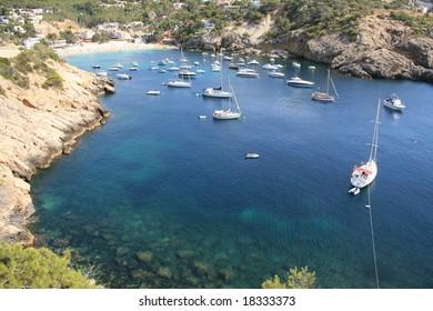 Ibiza Beach (Baleares - Spain)