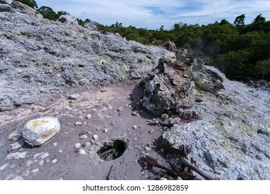 Iboih Crater Sabang Island Indonesia