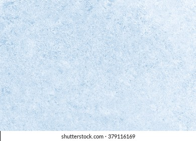 ice background texture blue