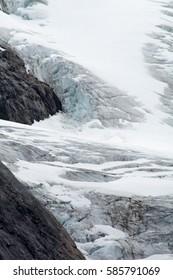 Ice cap, Greenland