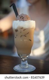ice coffee ice cream