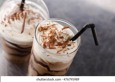 ice coffee moka