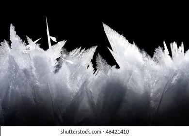 Ice crystal
