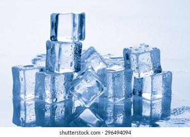 Ice Cube, Ice, Melting.