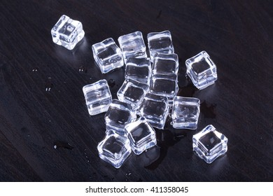 Ice cubes cool for your beverage