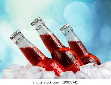 Ice Drinks.