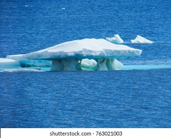 Ice float, Antarctica