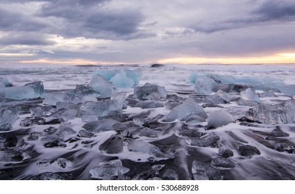 Ice Flows of Iceland