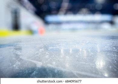 ICE HOCKEY STADIUM BACKGROUND, ICY SURFACE